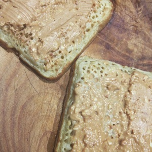 Toast. Crumpets. Just carbs.